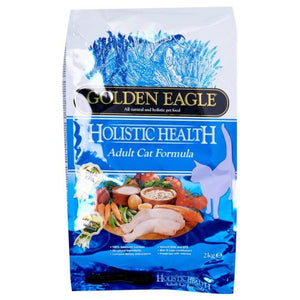 Golden Eagle, Cat Dry Food, Holistic, Adult 32/21, Chicken & Salmon