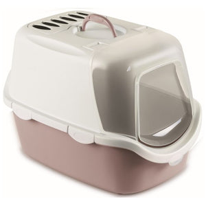 Stefanplast, Cat Hygiene, Litter Trays & Boxes, Cathy Easy Clean (2 Colours)