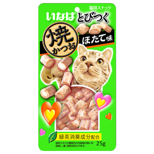Ciao, Cat Treats, Soft Bits, Tuna and Chicken Fillet with Scallop