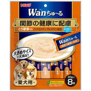 Inaba, Dog Treats, Functional Wan Churu, Chicken with Cartilage (Joint Support)