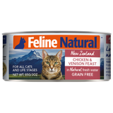 Feline Natural, Cat Wet Food, Chicken & Venison