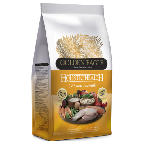Golden Eagle, Dog Dry Food, Holistic 26/15, Chicken