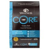Wellness Core, Dog Dry Food, Grain Free, Ocean, Whitefish, Herring & Salmon Meal