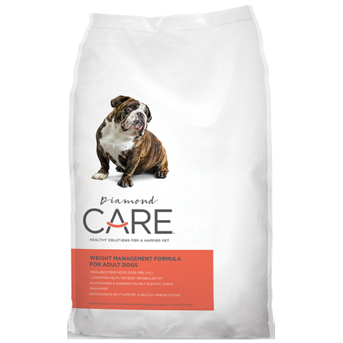 Diamond Care, Dog Dry Food, Adult, Weight Management