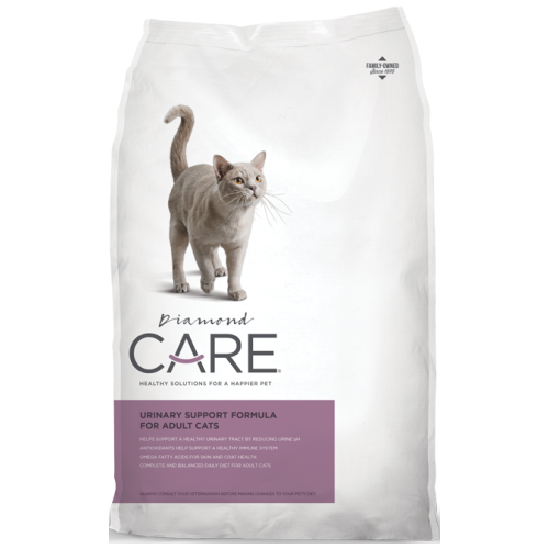 Diamond Care, Cat Dry Food, Adult, Urinary Support