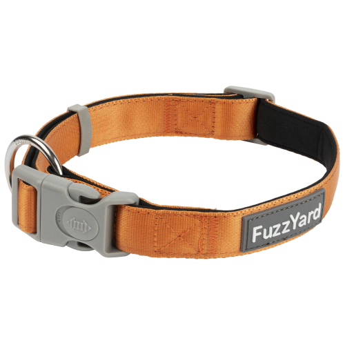 FuzzYard, Dog Collars & Harnesses, Crush Collar (3 Sizes)