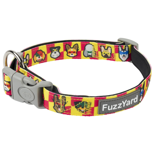 FuzzYard, Dog Collars & Harnesses, Doggoforce Collar (3 Sizes)