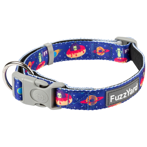 FuzzYard, Dog Collars & Harnesses, Extradonutstrial Collar (3 Sizes)