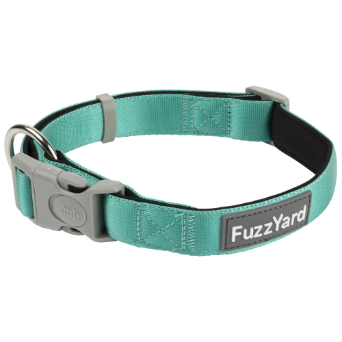 FuzzYard, Dog Collars & Harnesses, Lagoon Collar (3 Sizes)