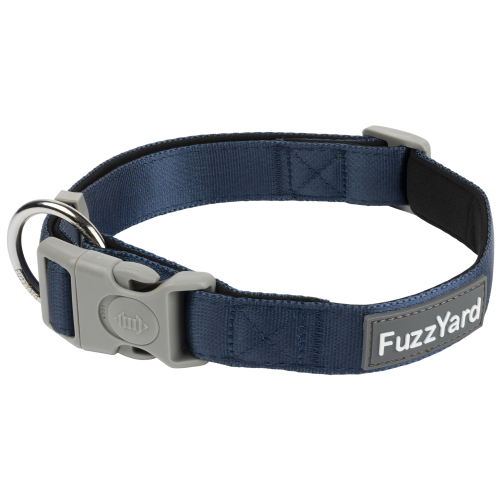 FuzzYard, Dog Collars & Harnesses, Marine Collar (3 Sizes)