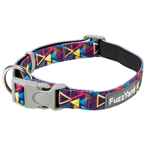 FuzzYard, Dog Collars & Harnesses, Prism Collar (3 Sizes)