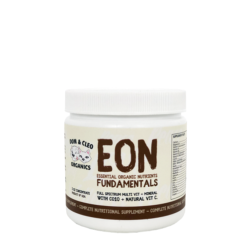 Dom & Cleo, Dog and Cat Supplements, EON Fundamentals