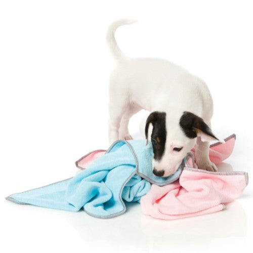 FuzzYard, Dog Hygiene, Others, Microfibre Drying Towel For Puppies