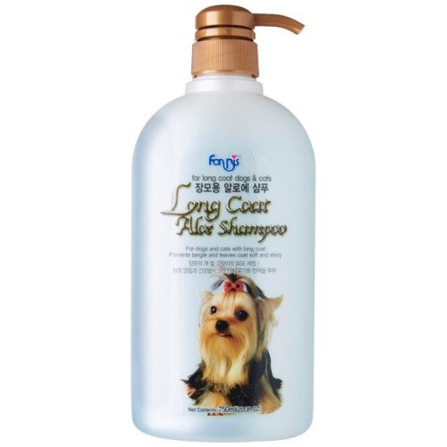 Forbis, Dog Hygiene, Shampoos & Conditioners, Long Coat Aloe Shampoo