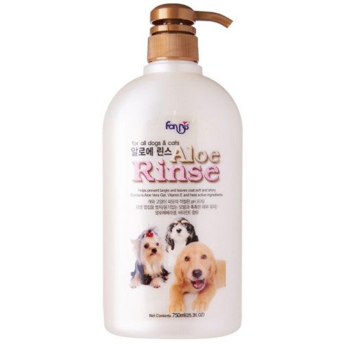 Forbis, Dog Hygiene, Shampoos & Conditioners, Short Coat Aloe Shampoo
