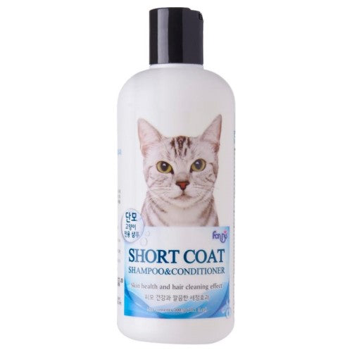 Forbis, Cat Hygiene, Shampoos & Conditioners, Short Coat Shampoo & Conditioner