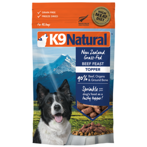 K9 Natural, Dog Food, Freeze Dried, Beef