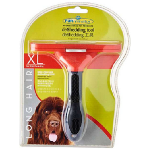 FURminator, Dog Hygiene, GrromingTools, Giant Dog Deshedding Tool
