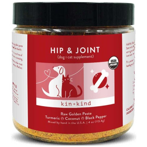 Kin+Kind, Dog & Cat Healthcare, Supplements, Hip & Joint (2 Sizes)