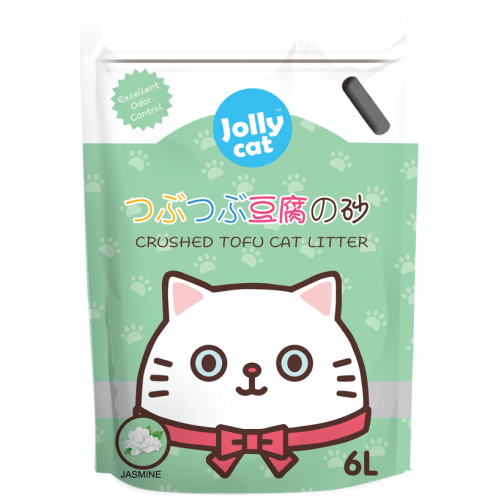 Jolly Cat, Cat Hygiene, Litter, Tofu, Jasmine