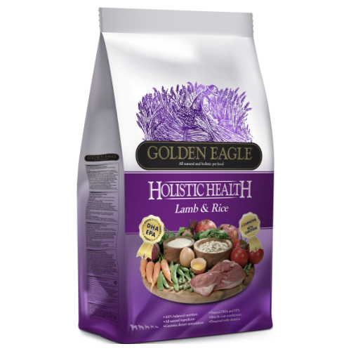 Golden Eagle, Dog Dry Food, Holistic 22/15, Lamb