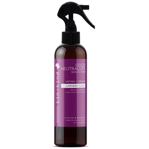 Kin+Kind, Dog & Cat Hygiene, Mists & Waterless Baths, Lavender Calm Deodorising Spray