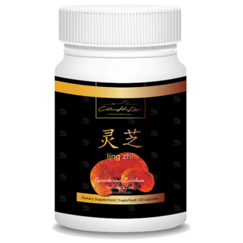 Chin Ho Liao, Dog & Cat Healthcare, Supplements, Ling Zhi