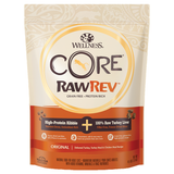 Wellness Core, Cat Dry Food, Grain Free, RawRev, Original, Deboned Turkey, Turkey & Chicken Meal + 100% Raw Turkey Liver
