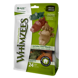 Whimzees, Dog Hygiene, Oral & Dental Care, Alligator Dental Treats