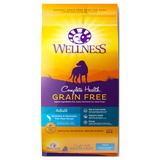 Wellness Complete Health, Dog Dry Food, Grain Free, Whitefish & Menhaden Fish Meal