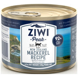 Ziwi, Cat Wet Food, Mackerel (By Carton)