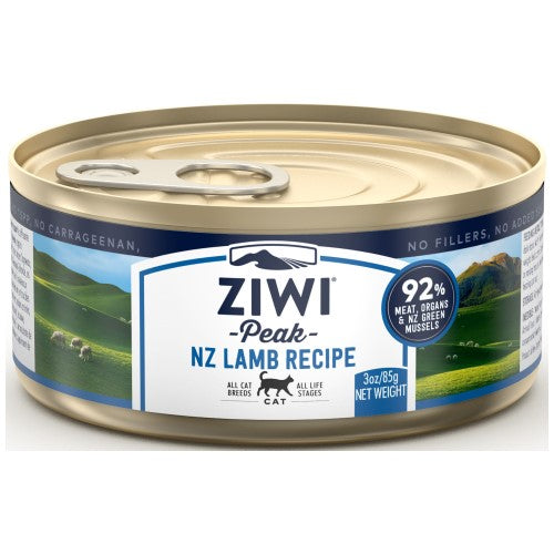 Ziwi, Cat Wet Food, Lamb