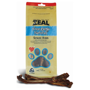 Zeal, Dog Treats, Spare Ribs