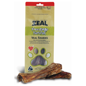 Zeal, Dog Treats, Veal Shanks