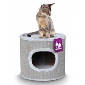 Petrebels, Cat Accessories, Trees & Posts, Champions Only, Dome 40