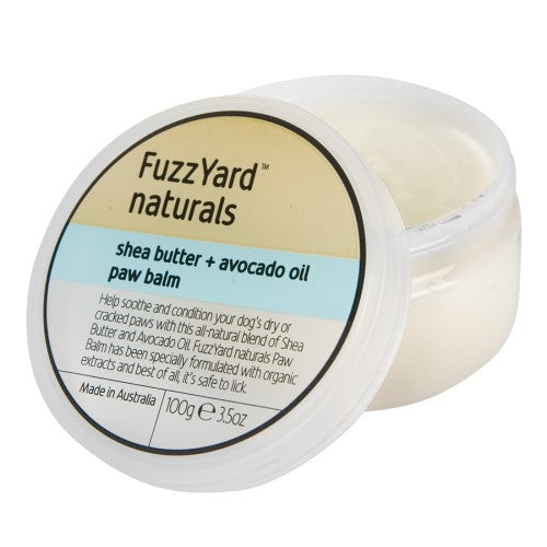 FuzzYard, Dog Healthcare, Others, Shea Butter & Avocado Oil Paw Balm