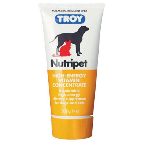 Troy, Dog & Cat Healthcare, Supplements, Nutripet Paste