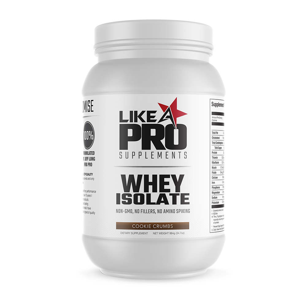 Variant - 100% Whey Protein Isolate