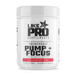 Muscle Pump Pre Workout Stack