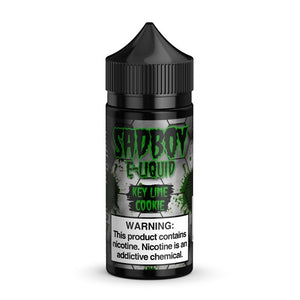 Sadboy E-Liquid - Key Lime Cookie 100ml