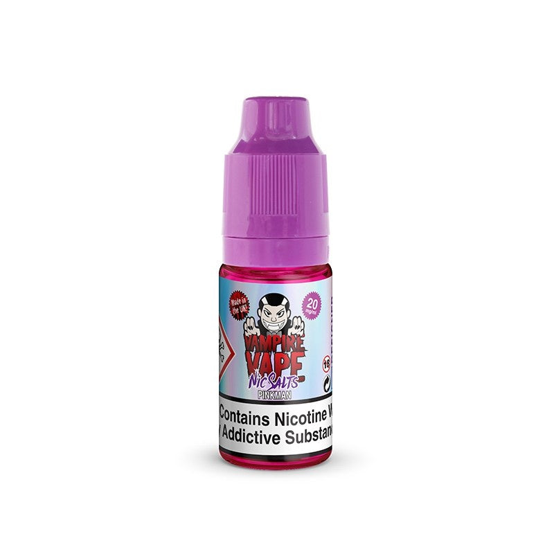 Pinkman Nic Salts 30ml