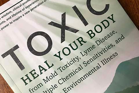 Toxic book by Neil Nathan