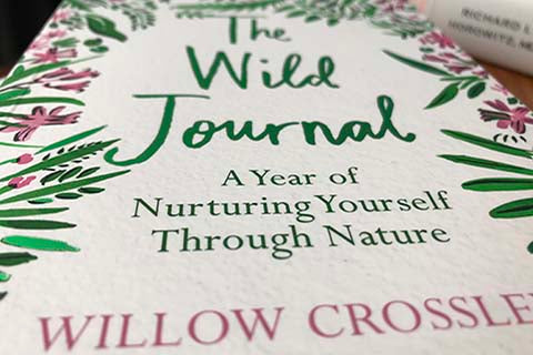 The Wild Journal book
