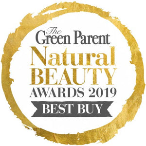 Green Parent Natural Beauty Award 2019 Best Buy won by Lyonsleaf Republic of Natural Skincare