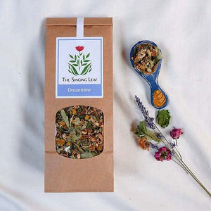 Dreamtime organic herbal tea
