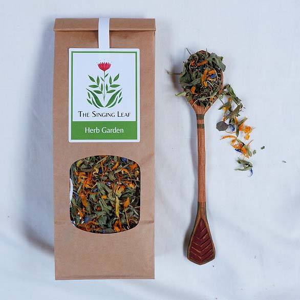 'Herb Garden' organic herbal tea