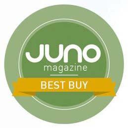 Juno Magazine Best Buy Award 2020