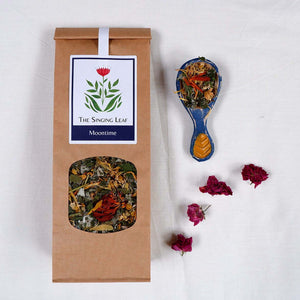 Moontime organic herbal tea