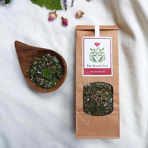 Motherhood organic herbal tea