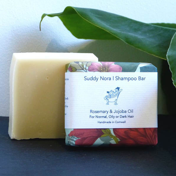 Rosemary and jojoba ol shampoo bar